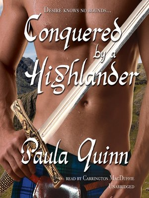 cover image of Conquered by a Highlander