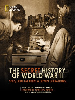 cover image of The Secret History of World War II