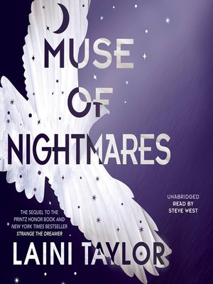 cover image of Muse of Nightmares