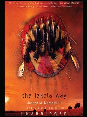 cover image of The Lakota Way