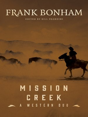 cover image of Mission Creek