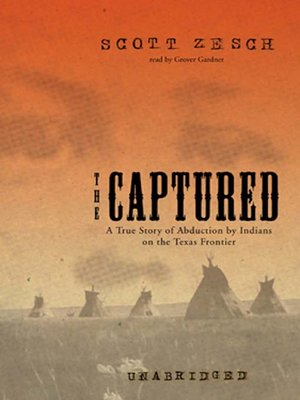 cover image of The Captured
