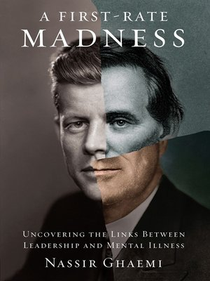 cover image of A First-Rate Madness