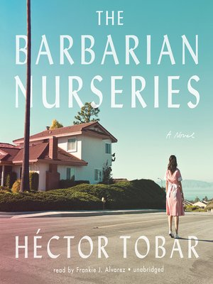 cover image of The Barbarian Nurseries
