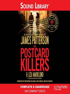 cover image of The Postcard Killers