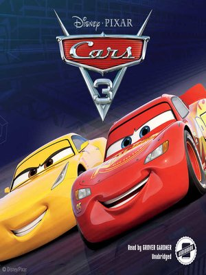 cover image of Cars 3