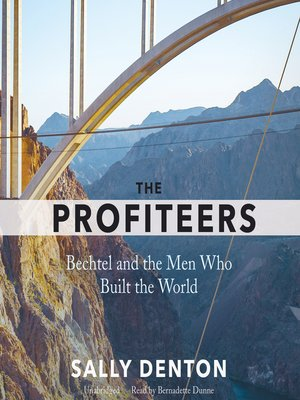 cover image of The Profiteers
