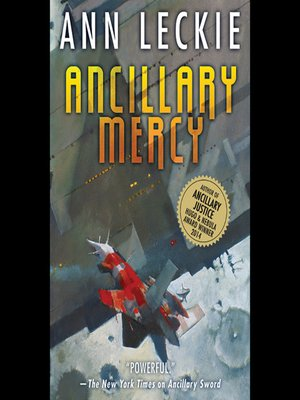 cover image of Ancillary Mercy