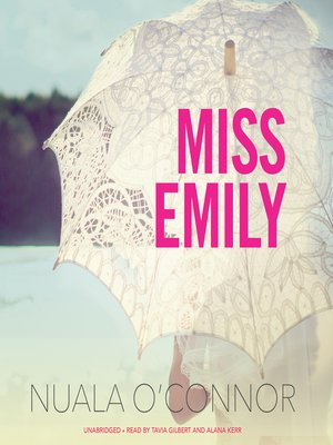 cover image of Miss Emily