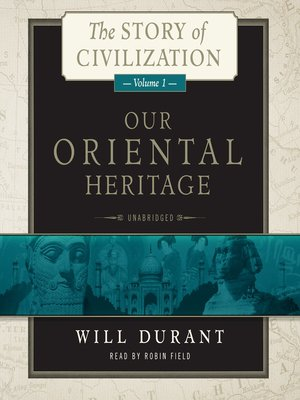 cover image of Our Oriental Heritage