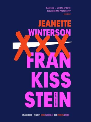 cover image of Frankissstein