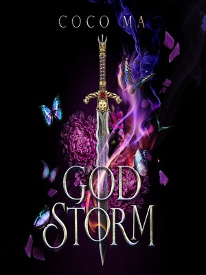 cover image of God Storm