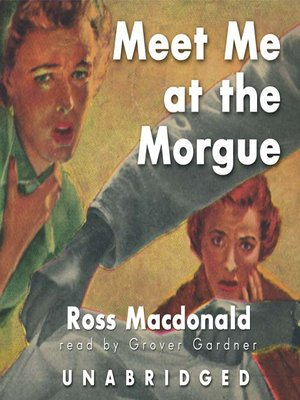 cover image of Meet Me at the Morgue