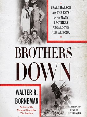 cover image of Brothers Down