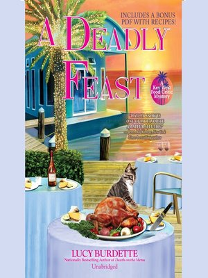 cover image of A Deadly Feast
