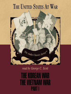 cover image of The Korean War and The Vietnam War, Part I