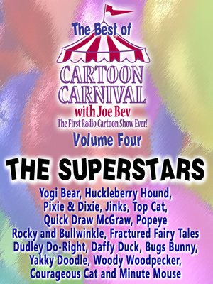 cover image of The Best of Cartoon Carnival, Volume 4