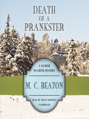 cover image of Death of a Prankster