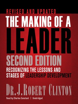 cover image of The Making of a Leader