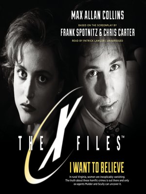 cover image of I Want to Believe