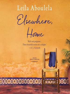 cover image of Elsewhere, Home