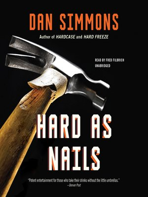 cover image of Hard as Nails