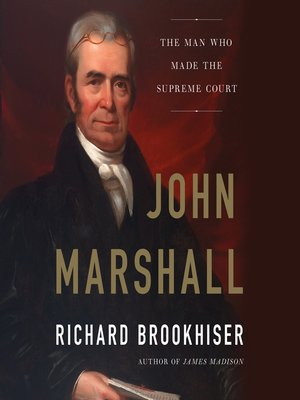 cover image of John Marshall