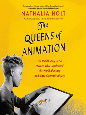 cover image of The Queens of Animation