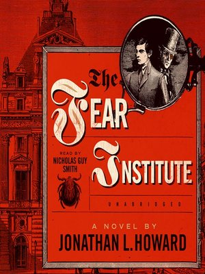 cover image of The Fear Institute