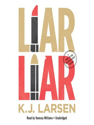 cover image of Liar, Liar