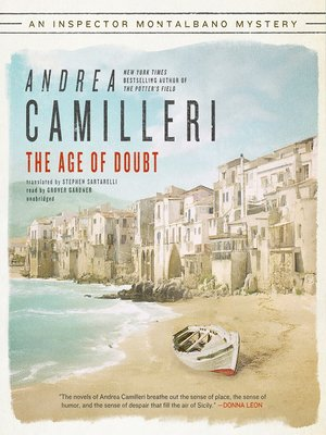 cover image of The Age of Doubt