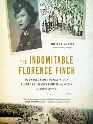 cover image of The Indomitable Florence Finch