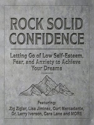 cover image of Rock Solid Confidence