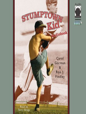 cover image of Stumptown Kid