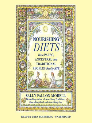 cover image of Nourishing Diets