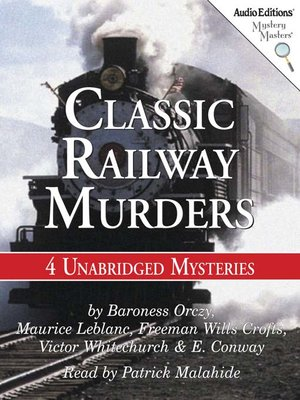 cover image of Classic Railway Murders