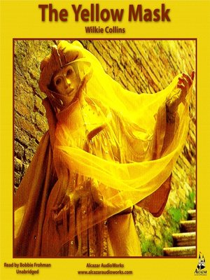 cover image of The Yellow Mask