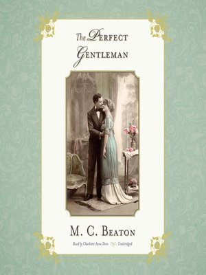 cover image of The Perfect Gentleman