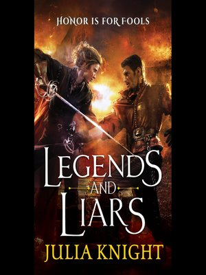 cover image of Legends and Liars