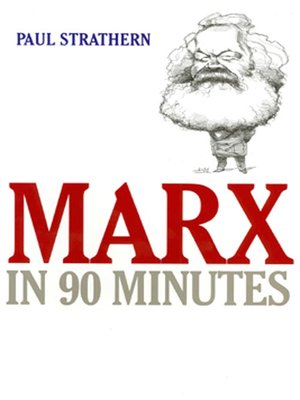 cover image of Marx in 90 Minutes