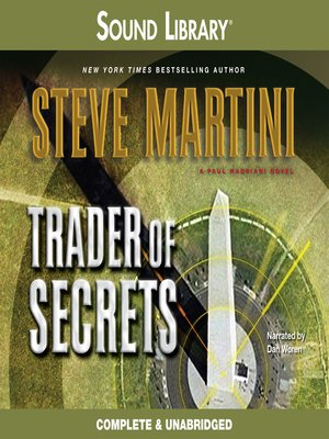 cover image of Trader of Secrets