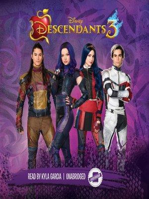 cover image of Descendants 3
