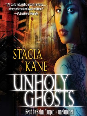 cover image of Unholy Ghosts