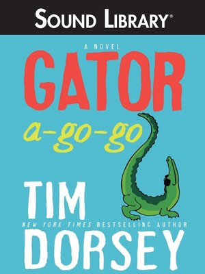 cover image of Gator A-Go-Go