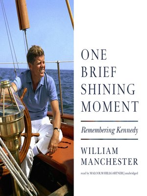 cover image of One Brief Shining Moment