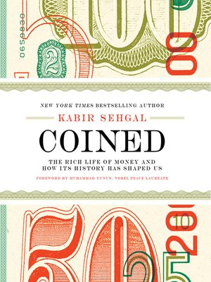 cover image of Coined