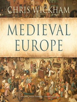 cover image of Medieval Europe