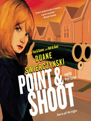 cover image of Point and Shoot