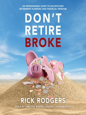 cover image of Don't Retire Broke