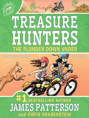 cover image of The Plunder Down Under